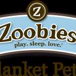 Zoobies Blanket Pet { Review & Giveaway }