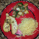 Recipe Broiled Lemon Honey Chicken Breasts