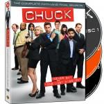 Chuck – The Complete Fifth Season On DVD Blu-Ray – 5/08/12