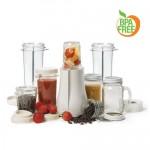 Salsa Guacamole Recipe Tribest Blender Review