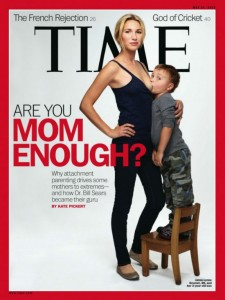 Breastfeeding Mom Time Magazine