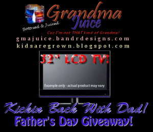 Father's Day Giveaway Event