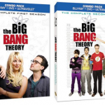The Big Bang Theory: Seasons 1 & 2 On Blu-Ray Combo Pack