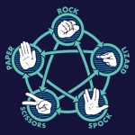 The Big Bang Theory: Rock Paper Scissors Lizard Spock