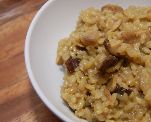 Mushroom Risotto Recipe: Chef Gordon Ramsay, I'm Coming for You