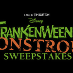 Disney Frankenweenie: Monstrous Sweepstakes Win A Trip To Disneyland