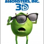 Disney Pixar Monsters Inc 3D In Theaters December 19th