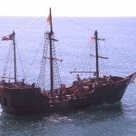 Grandma Juice Travels: San Diego Pirate Ship Adventures At Sea