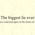 Three Truths And A Lie – But More Like A Lot Of Stuff I Wish Were Lies