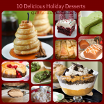 10 Delicious Holiday Desserts Recipes For Every Table