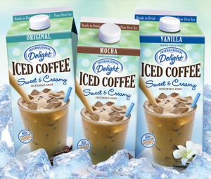 International Delight Iced Coffee Party Idea