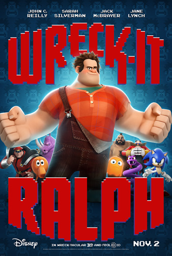 Disney's Wreck It Ralph