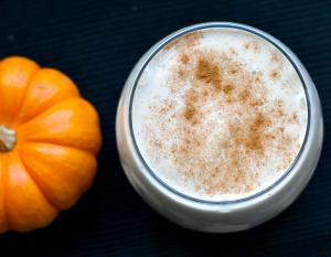 fall cocktails pumpkin