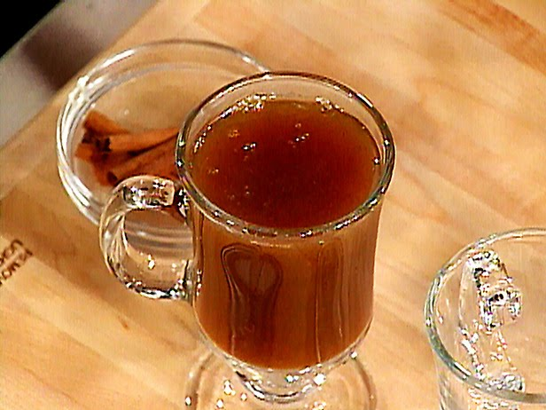 Warm Apple Brandy Cider
