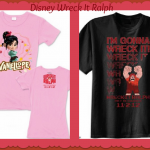 Disney Wreck It Ralph T-Shirt Prize Pack Giveaway US/Canada