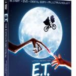 E.T. BLU RAY DVD Movie Combo 30th Anniversary And Still Magical