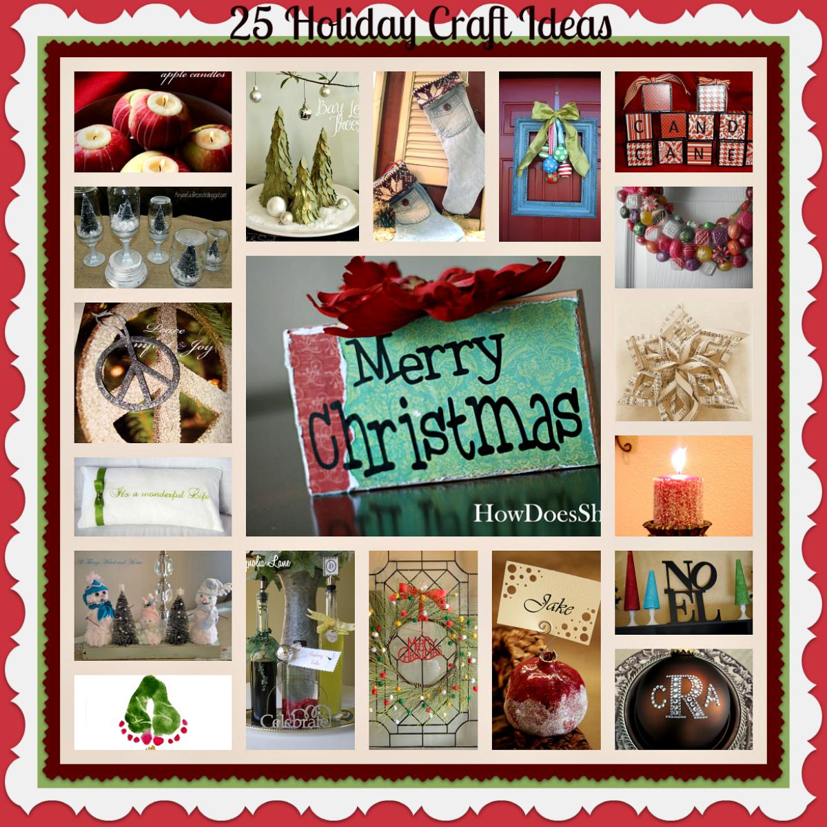 Christmas Craft Ideas Using Baby Food Jars Naturallycurlye Com