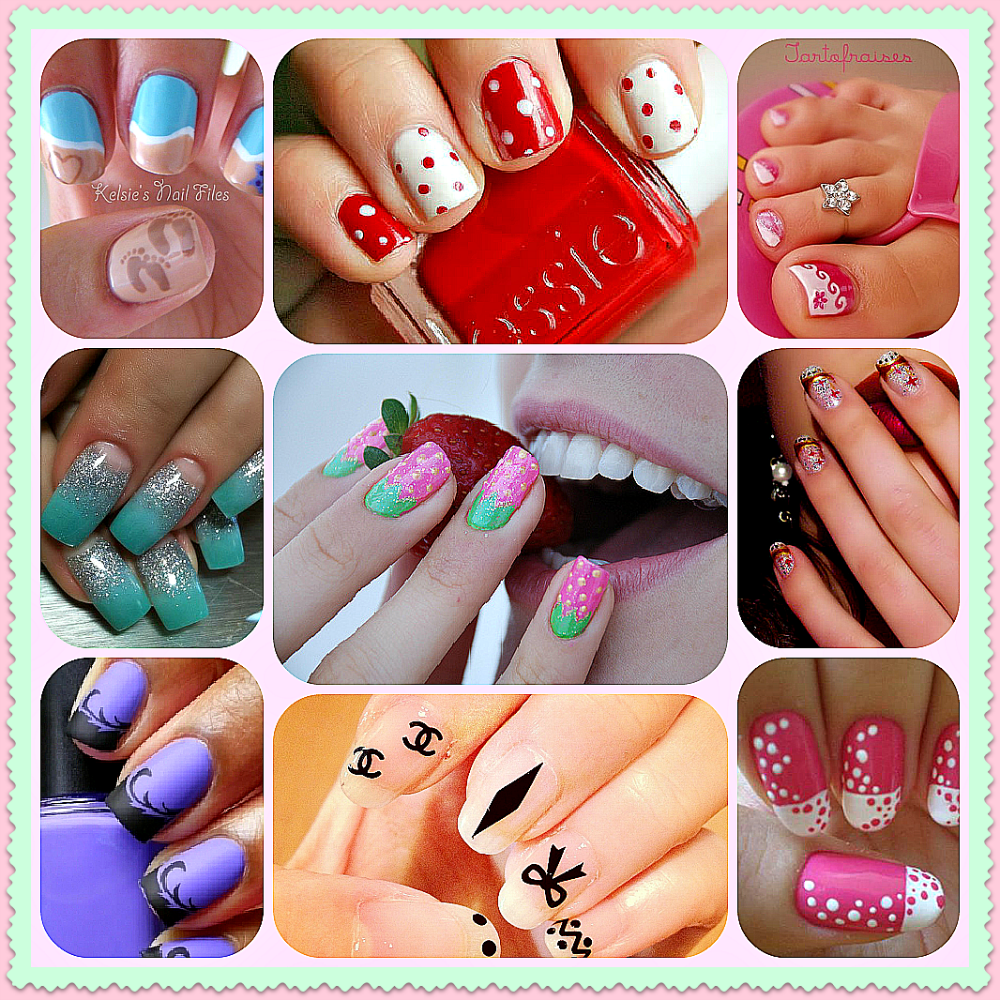 Nail art design tips trends cute pretty you can do it dazzle dry nail art design prinsesfo Choice Image