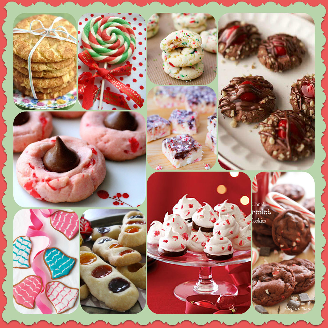 holiday dessert recipes for gifts