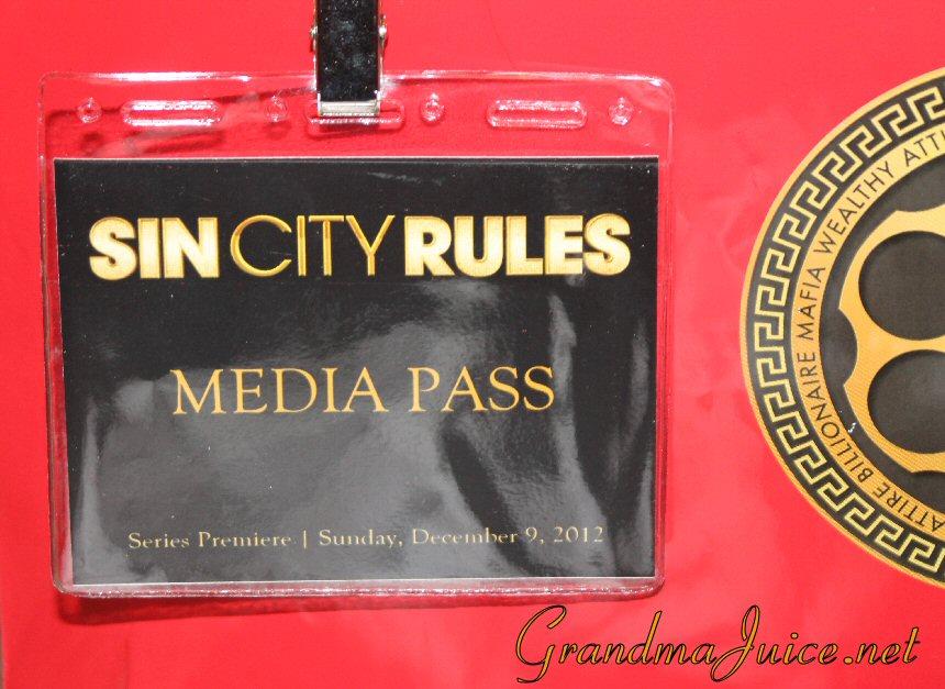 TLC Sin City Rules Premier
