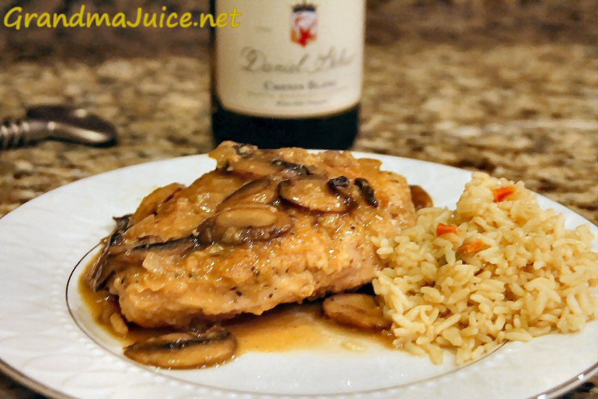 Chicken Marsala Recipe Easy Elegant Extremely Yummy