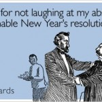 keeping new years resolutions