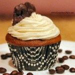 Chocolate and Coffee Cupcakes Drunk Cupcakes