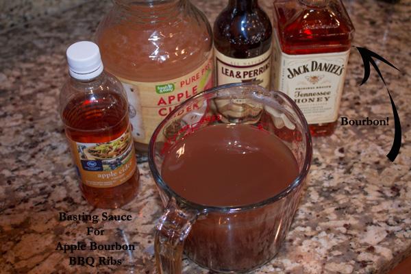 Bourbon BBQ Ribs Summer Grilling
