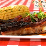 Apple Bourbon BBQ Ribs Recipe Summer Grilling So Fresh & Easy