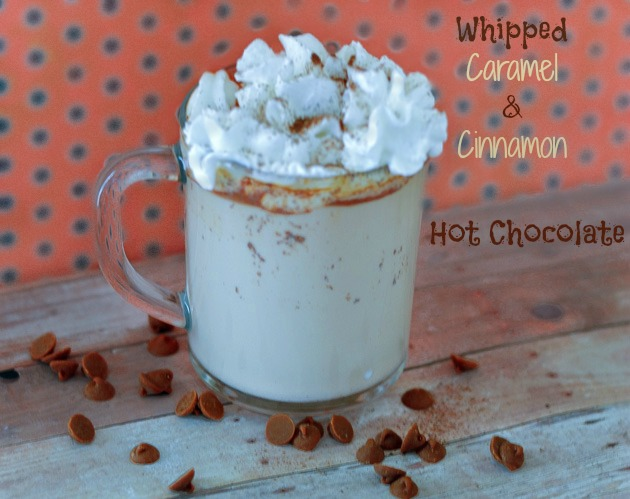 Fall Cocktails Boozy Caramel Hot Chocolate | Grandma Juice Blog