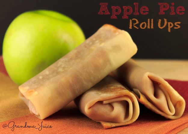 Boozy Apple Pie Recipe Apple Pie Roll Ups | Grandma Juice Blog