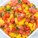 Spicy Watermelon Salsa Recipe | Grandma Juice Blog